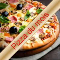 Pizzas du mois
