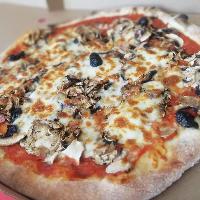 Les Pizzas base tomate